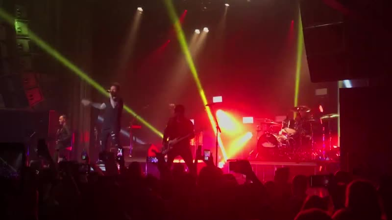 PapaRoach - Last REsort | Regency Ballroom - San Francisco