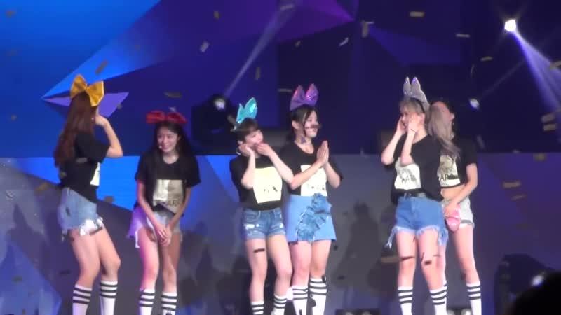 170513 T ARA Bye Bye(Taiwan 演唱會)
