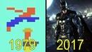 Evolution of DC Games 1979-2017
