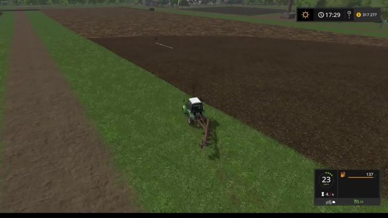 [Open Videos] Farming Simulator 17.Карта ''Сосновка'' ч 4 ''Покупаем биотопливный завод''