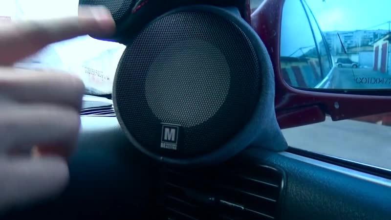SQ аудиосистема. Стыковка фазы на процессорной магнитоле