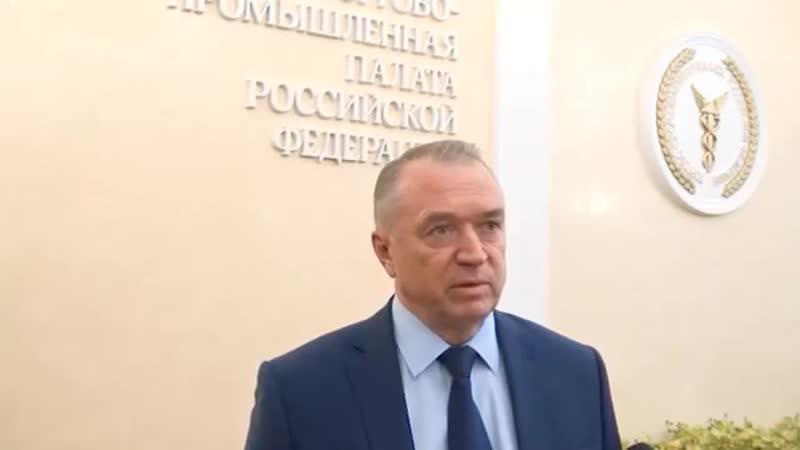 Интервью Катырина узбекскому ТВ