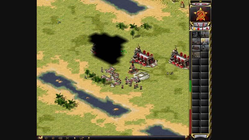 CC Red Alert 2 (Tournament B) 271118(1)- Ibra vs Artemis