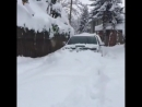 Toyota Hilux - зима близко