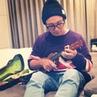 """つるの剛士 on Instagram: """"磨いたげた。 くれいじ〜じ〜♩ 👉『つるの動画 』 ♩ crazy_g crazyg 人差し指の爪はよ伸びろ vintageukulele ukulele martin 1920s style_3k soprano 👉『つるレレ 』"""""""