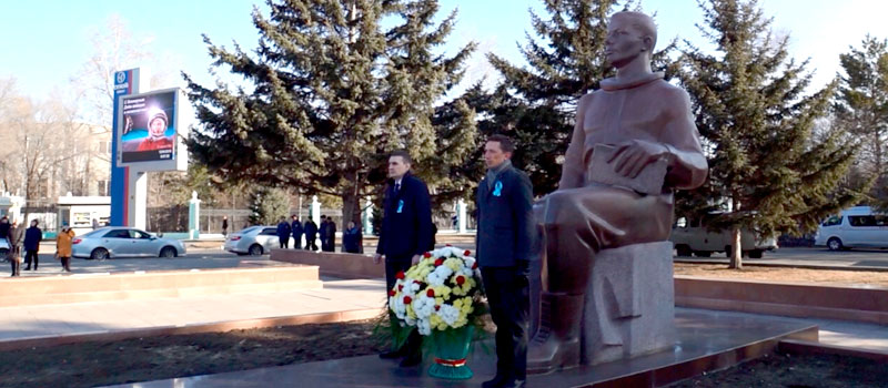 В Комсомольске на Амуре отметили день авиации и космонавтики