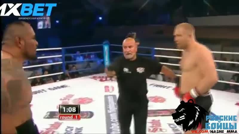 Сергей Харитонов убил соперника в кикбоксинге