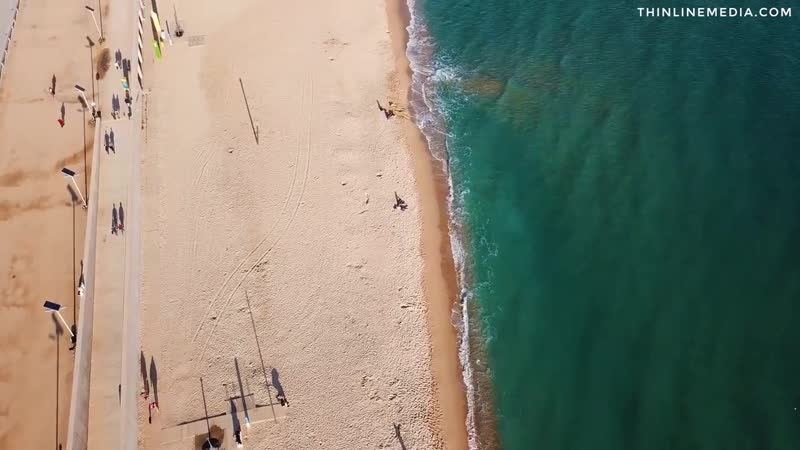 BARCELONA SPAIN Best Travel Destination in Europe DJI Mavic Drone Aerial Footage 4k