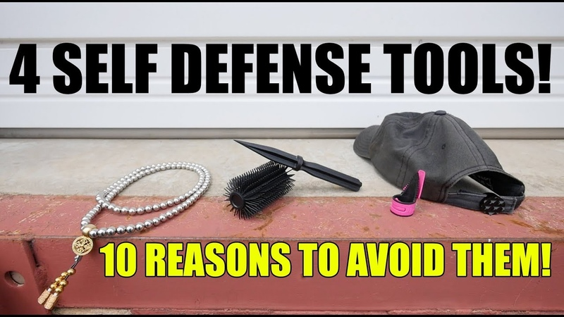 4 Popular Self Defense Tools and 10 Reasons to Avoid Them