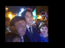 Dimash with fans