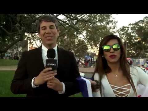 9. CQC en Argentina Vs. Uruguay (Previa)
