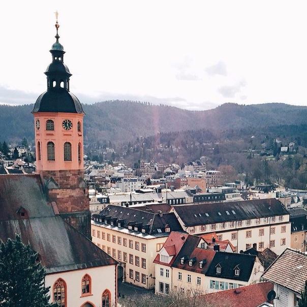 У Победы появились прямые рейсы в Баден-Баден (Германия) всего за 4700 рублей туда-обратно