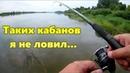 Нифига себе какой кабан клюнул в этой реке Рыбалка на спиннинг