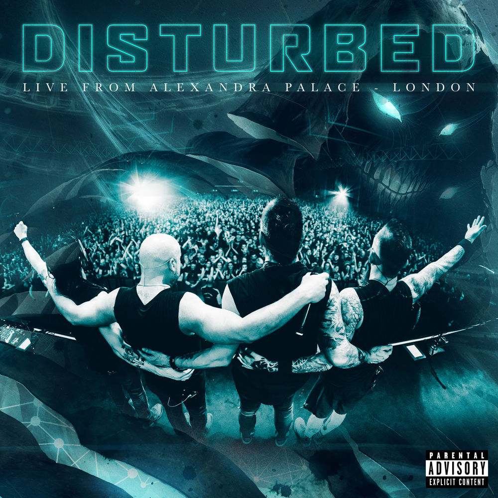 Disturbed - Live from Alexandra Palace, London