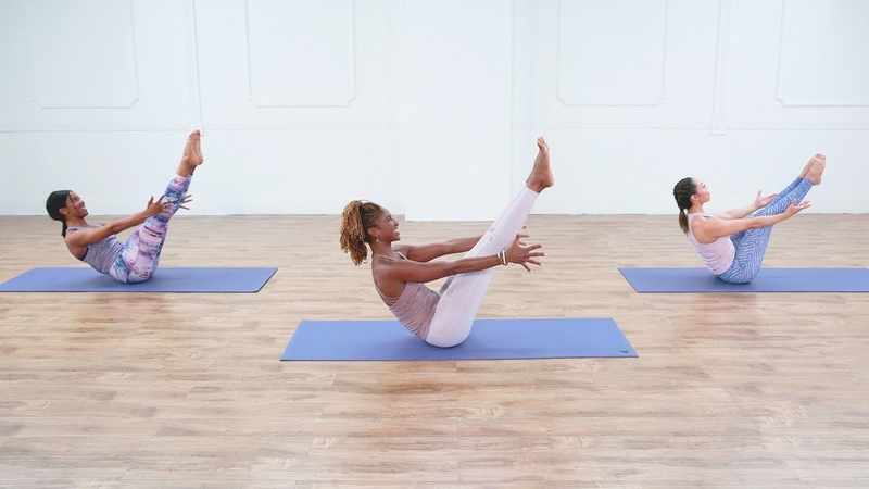 30-Minute Power Yoga For a Sculpted Core