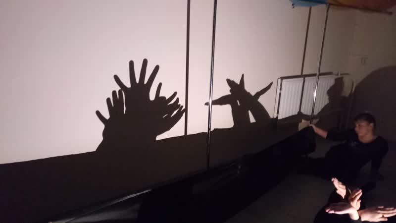 Детский Театр Танца и СветоТени Плазма. Студия Пируэт. Петрозаводск..mp4