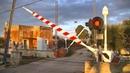 Spoorwegovergang Conversano (I) Railroad crossing Passaggio a livello