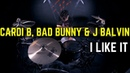 Cardi B, Bad Bunny J Balvin - I Like It | Matt McGuire Drum Cover