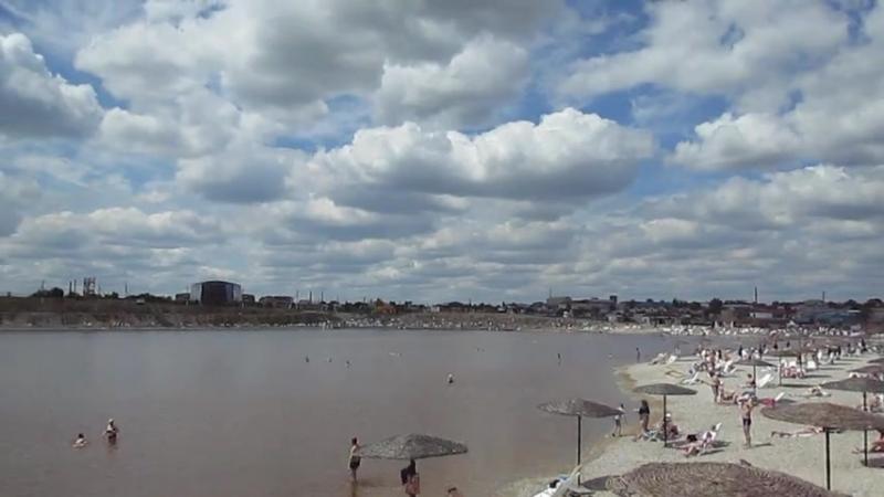 Соль Илецк озеро Развал