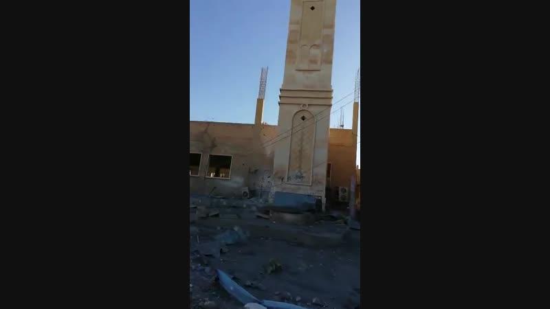 12.12.18 - Съёмка СДС у мечети Фирдус (Аль-Кабир)