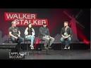 The Walking Dead Michael Cudlitz Christian Serratos Josh McDermitt 2018 Atlanta