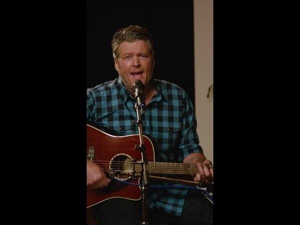 Blake Shelton - Turnin' Me On (Vertical)