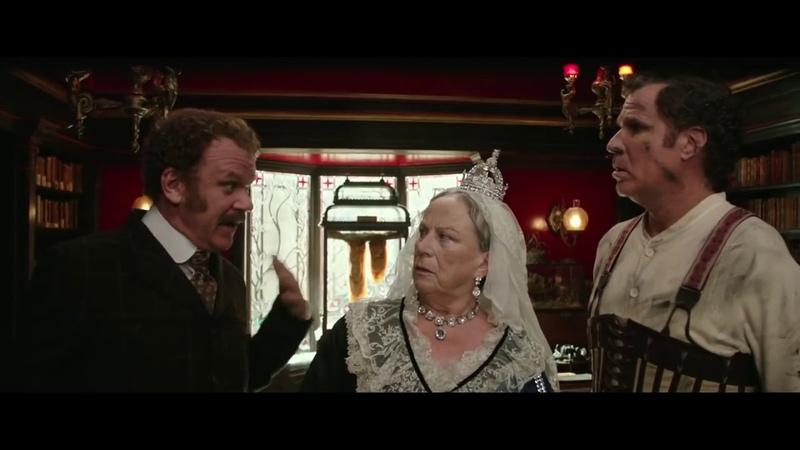 Holmes Watson 'Selfie Harm' Clip