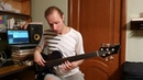 Lobanov fretless 5 string bass demo by Alexey Zavolokin
