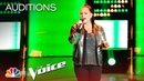 Natasia GreyCloud Stuns with Sam Smith's I'm Not the Only One The Voice 2018 Blind Auditions