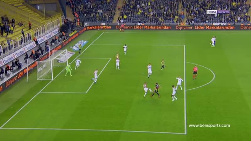 Fenerbahe 2-0 A Alanyaspor ,сезон 2018-19 Нойштедтер