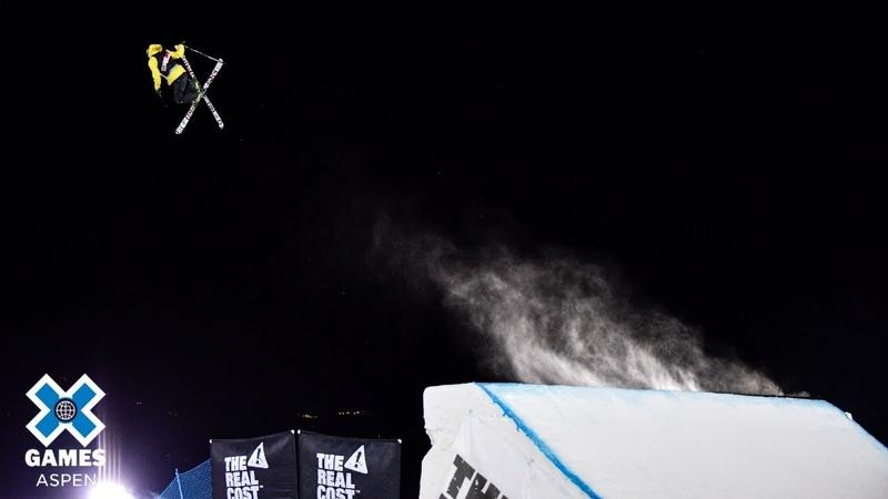 Full Broadcast: The Real Cost Men's Ski Big Air | X Games Aspen 2019