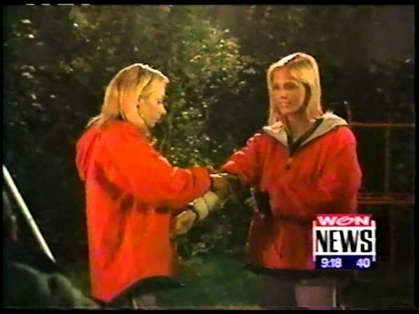 BUFFY News Report behind the scenes s3 stunts