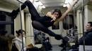 разрыв шаблонов Устроила жаркие танцы прямо в метро