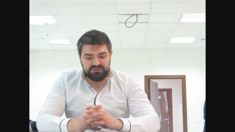 Презентация CityLife Сергей Иванцов декабрь 2018