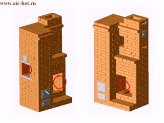 Печи и камины для дачи - Заметки строителя