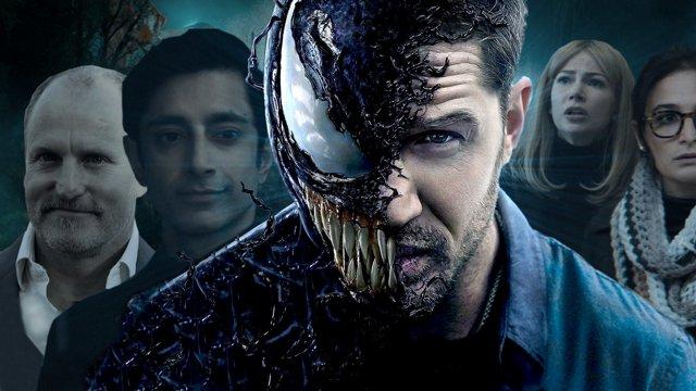 Ver Película de Terror 2018 en Español. HD Venom 2018 Online Pelicula Completa en Español Latino