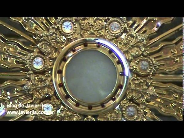 Oración de Sanación, Liberación y Exorcismo ante el Santísimo