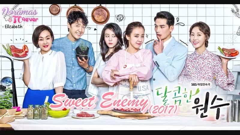 Sweet Enemy Capítulo 116 DoramasTC4ever