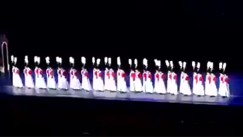 Эти девушки своим необыкновенным танцевальным исполнением потрясли весь мир. Тан