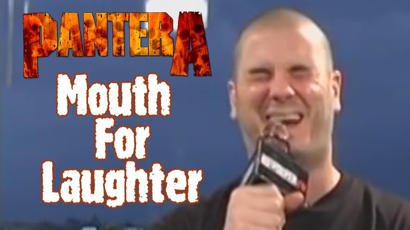 Pantera's Phil Anselmo - Mouth For Laughter [LaughCover]