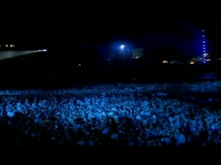U2 - ONE (live at Slane Castle, Ireland 2001) - DVDrip