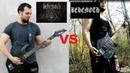 New Behemoth vs Old Behemoth