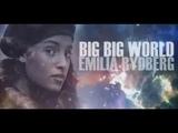 Big Big World - Emilia - 1 часть Перевод песни Уроки английского