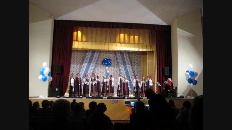 «Меж крутых бережков» Народный коллектив хор Подмосковье Балашиха