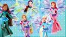 Новые Куклы Винкс Онирикс Вещи Винкс Обзор Игрушки Маша и медведь Фиксики