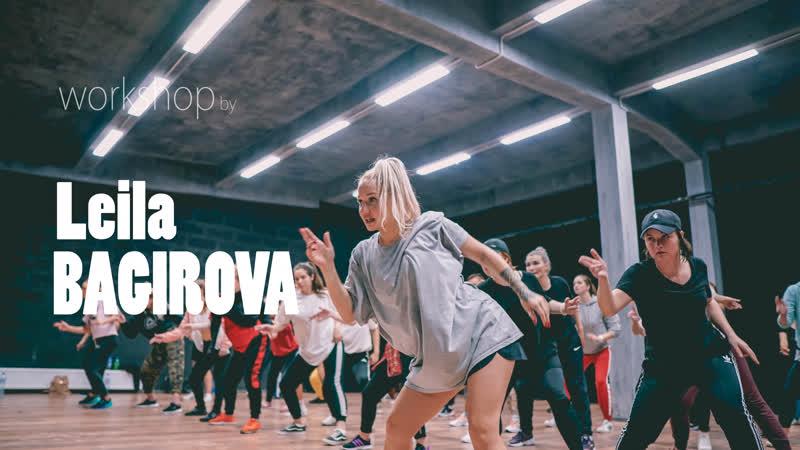 Workshop by LEILA BAGIROVA Lady Leshurr feat. Mr Eazi - Black Madonna