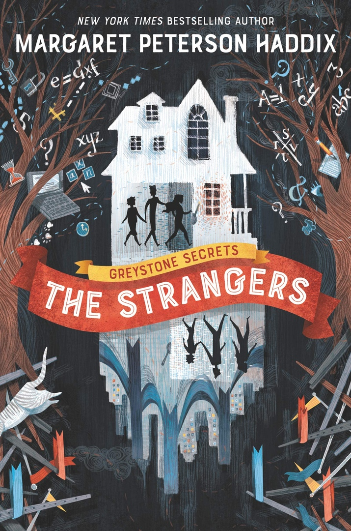 Margaret Peterson Haddix - The Strangers