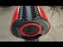 Обзор лучшей интерьерной отопительной печи длительного горения типа булерьян