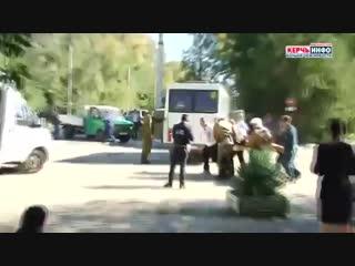 Взрыв в политехнического колледже в Керчи произошел в результате подрыва неустановленного взрывного устройства.