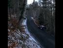 CRASH Elfyn Evans Rallye de Monte Carlo 2019 SS10